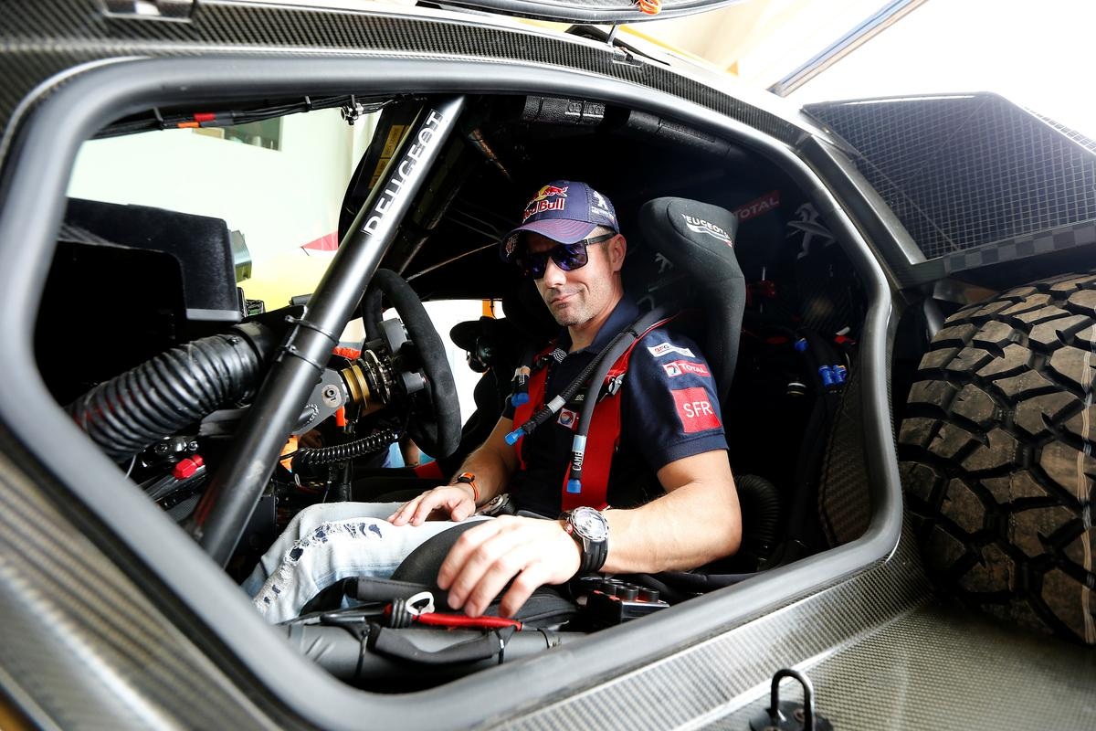 flipboard dakar rally rally peugeot refugee sainz joins x raid mini for 2019. Black Bedroom Furniture Sets. Home Design Ideas