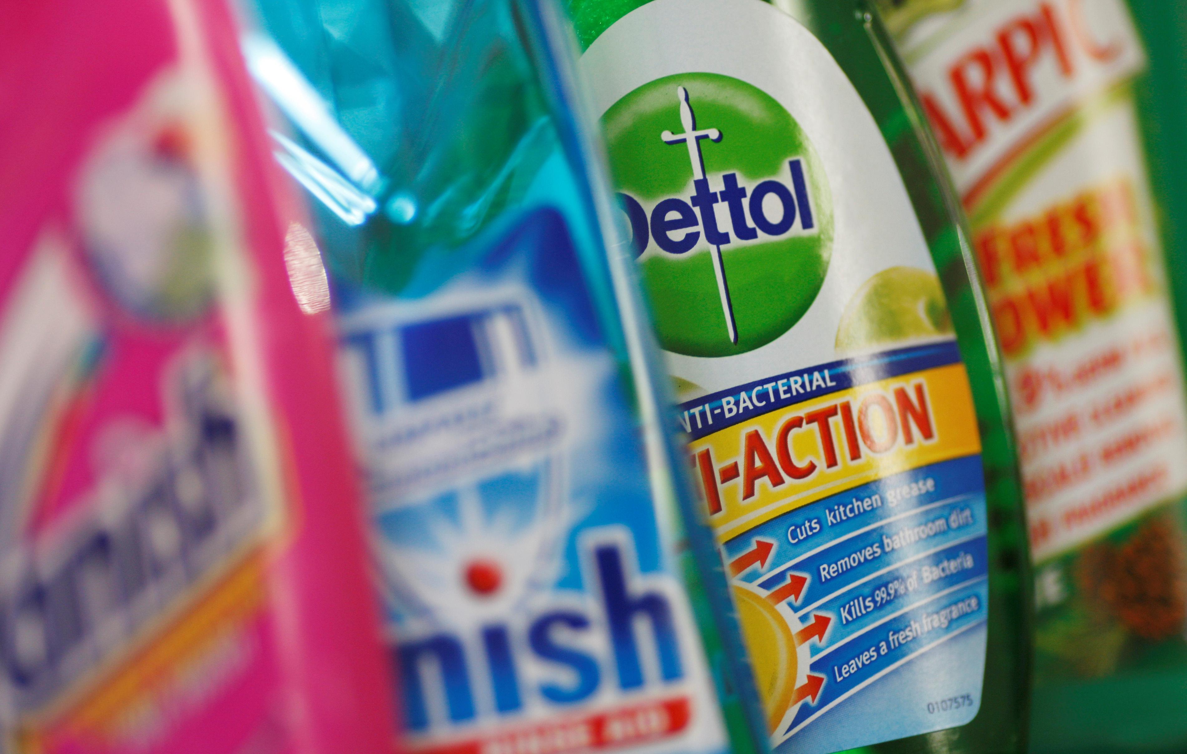 Infant formula growing pains hurt Reckitt Benckiser sales