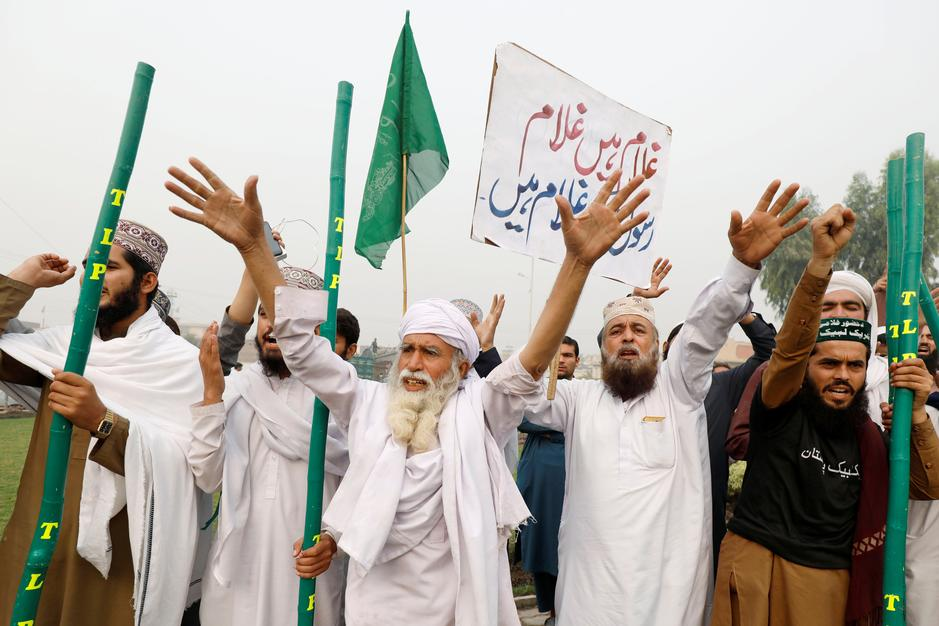Protests after Pakistan frees Christian woman sentenced to