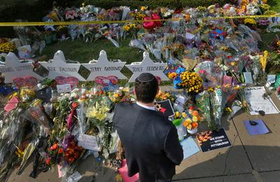Mourning after Pittsburgh synagogue shooting