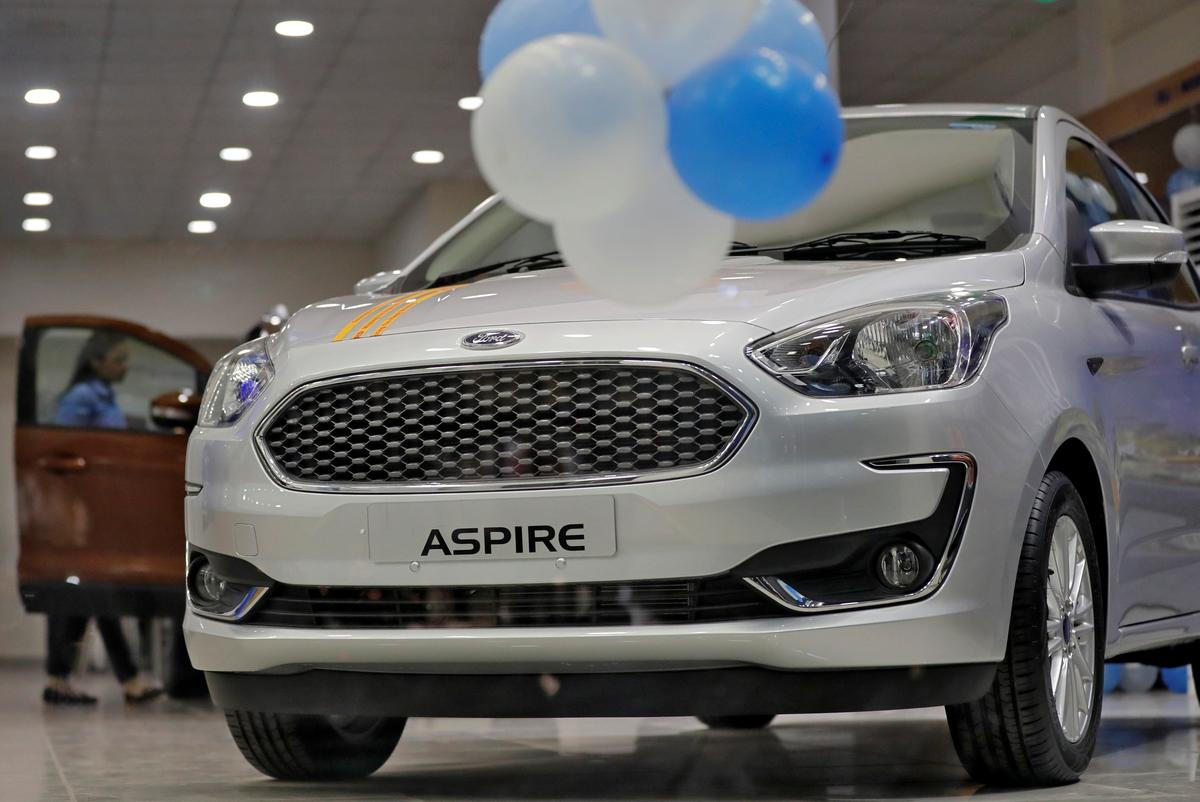 Ford Goes Local In India Aims For Bigger Slice Of