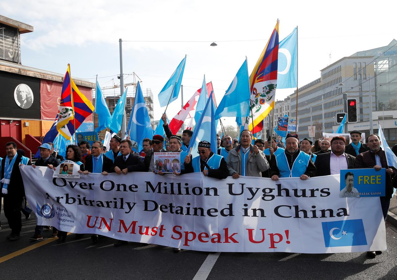 International Community Condemns China's Abuse of Uighur Muslims