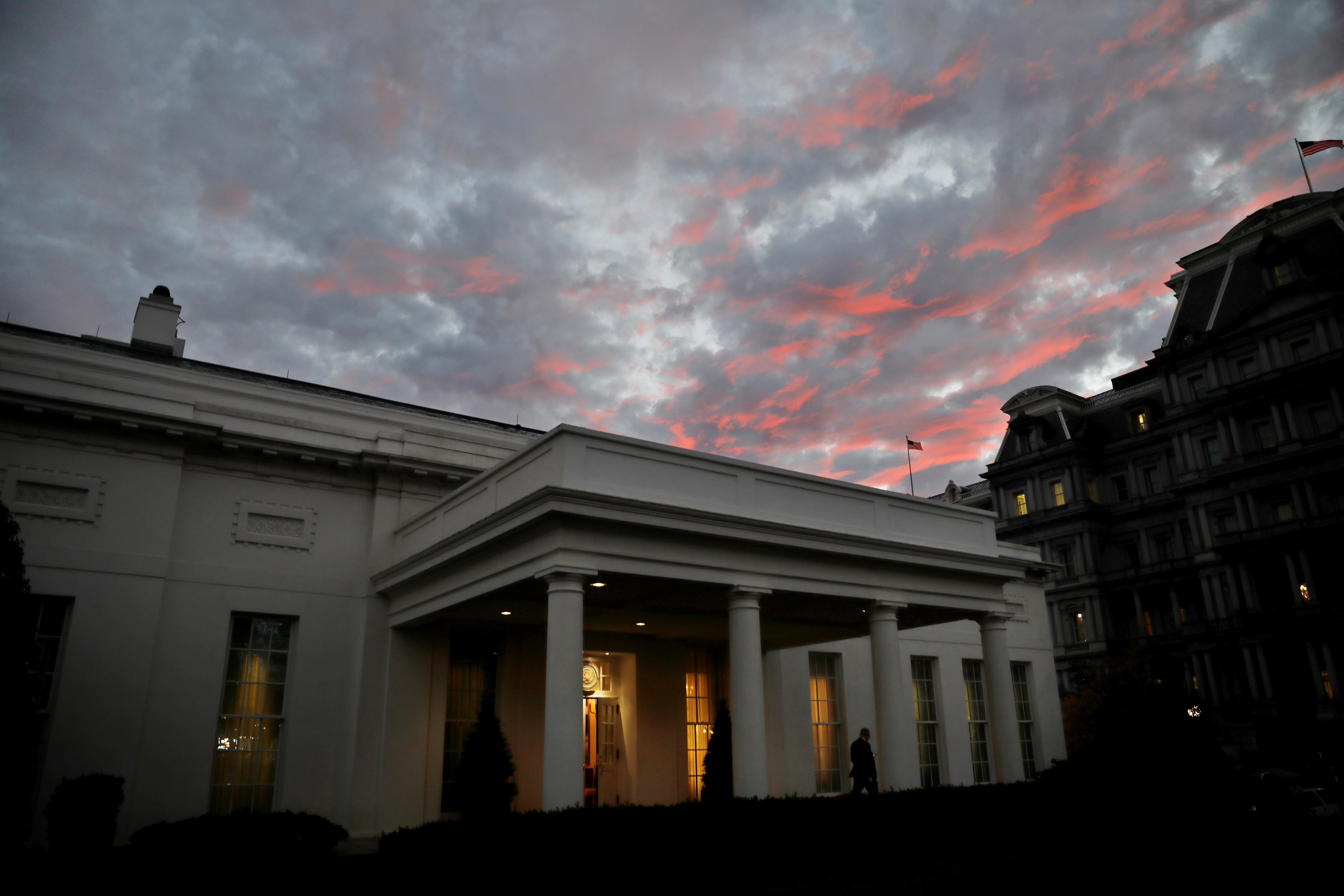 Trump Tastes Election Defeat But Finds Some Wins At White House