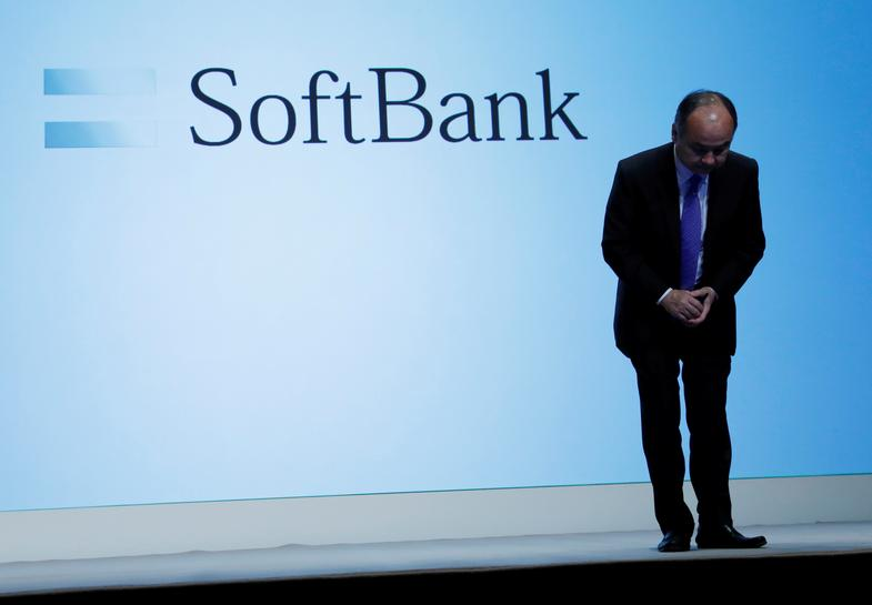 reuters.com - Taiga Uranaka - SoftBank seeks hard cash in Japan telco IPO