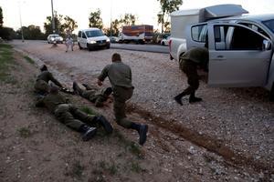 Gaza rockets land in Israel