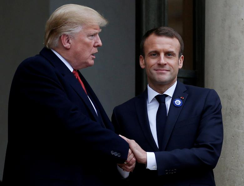 Macron Says France Is U S Ally Not A Vassal State Reuters Com