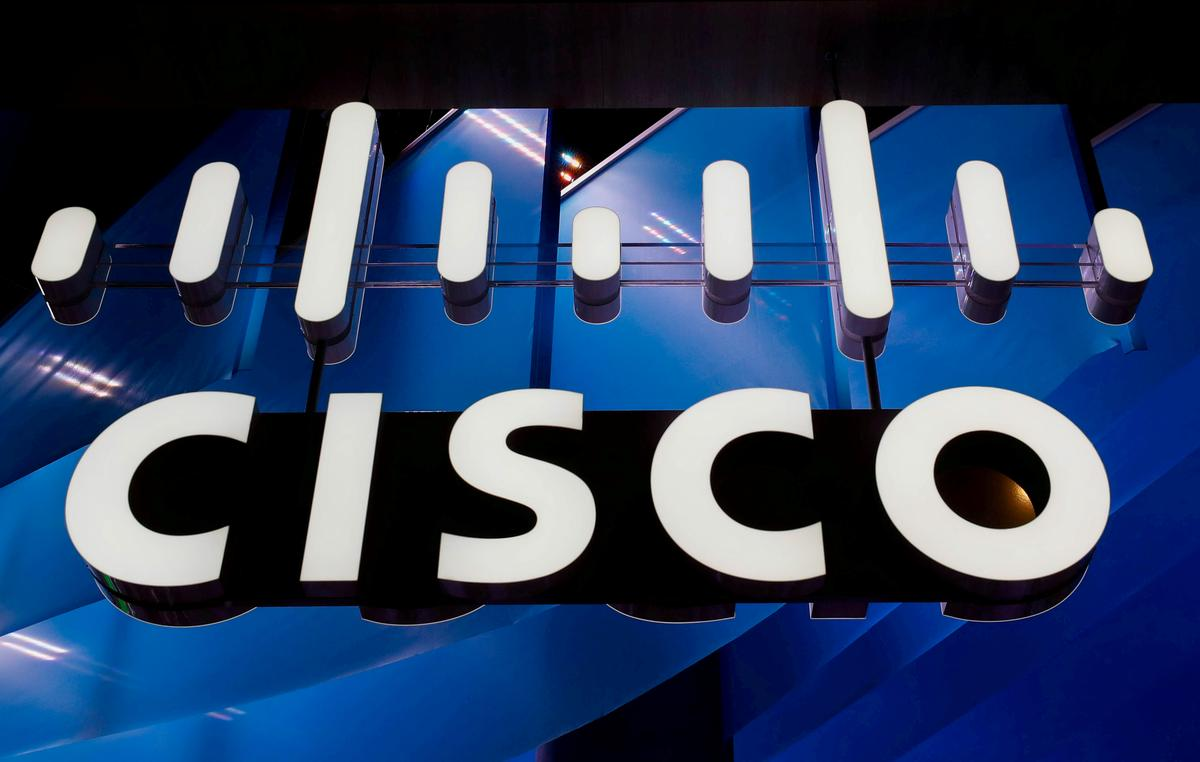 Cisco Quarterly Revenue Beats Estimates