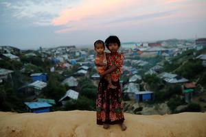 Rohingya repatriation process stalls