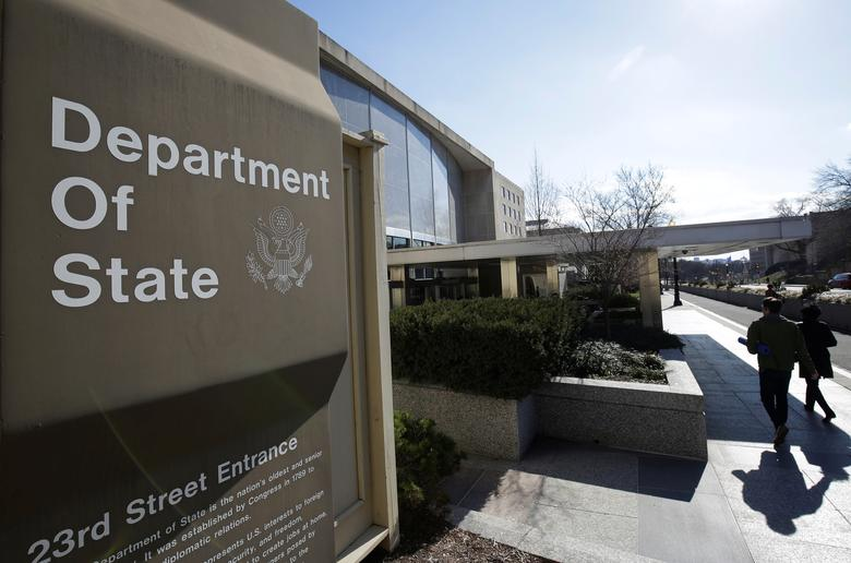 State Department Reportedly Hit With Cyberattack in Recent Weeks