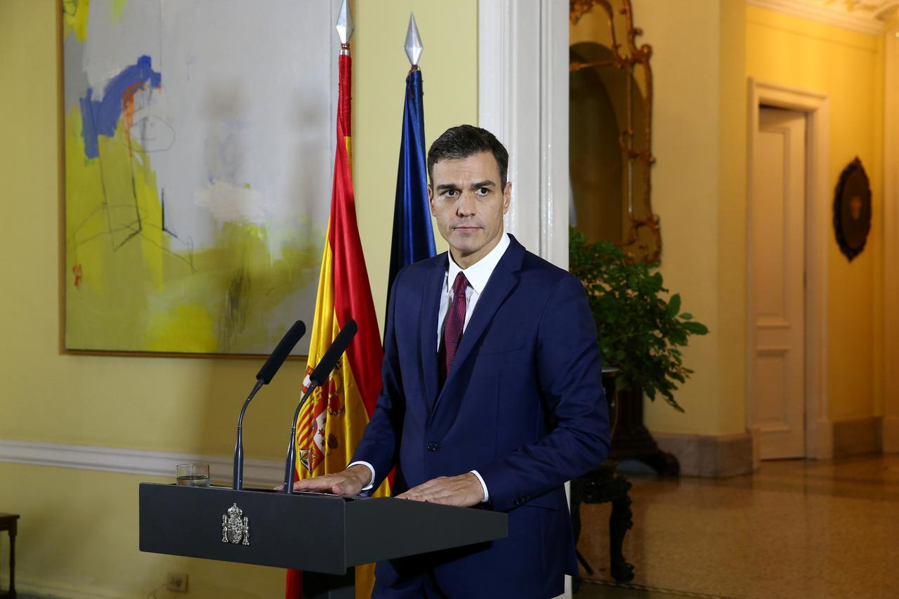 Image result for Spain bars May's way to Brussels Brexit deal