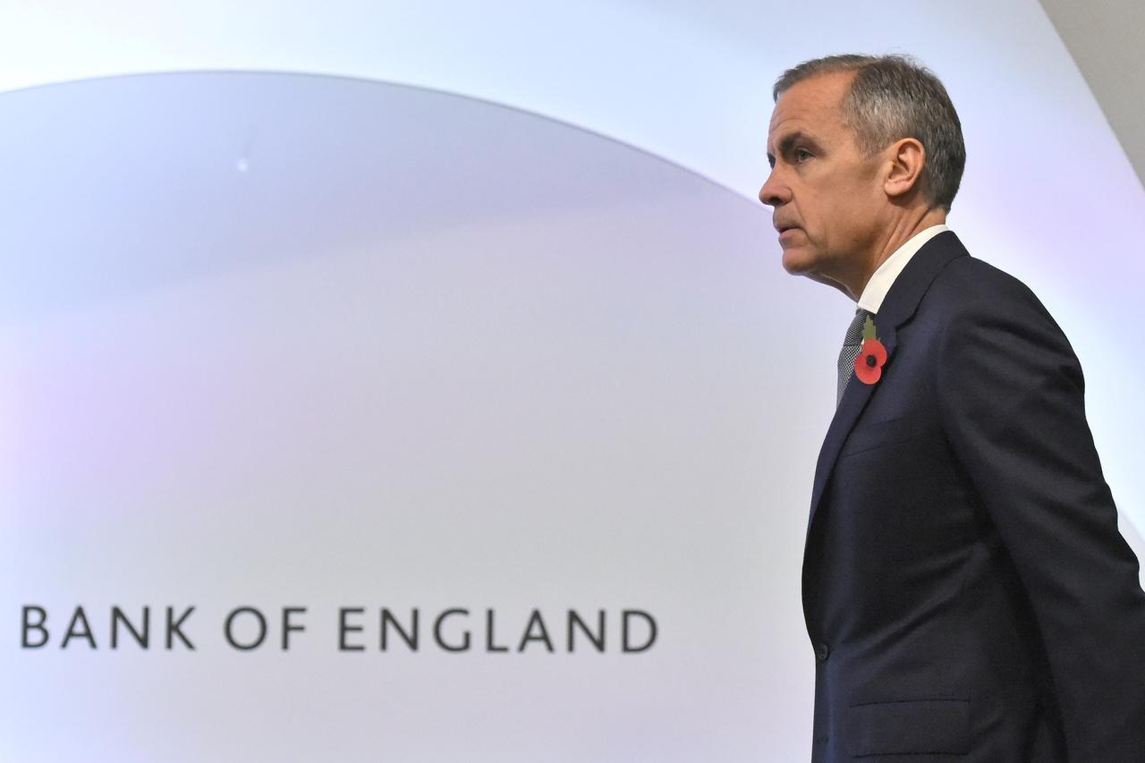Resultado de imagen de mark carney bank of england