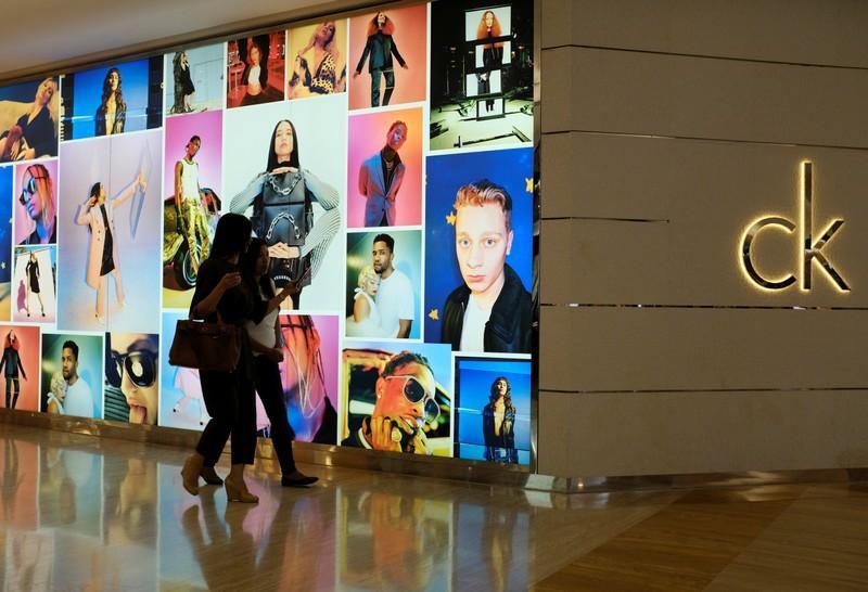 c375c22c PVH falls short of revenue estimates on softness in Calvin Klein ...
