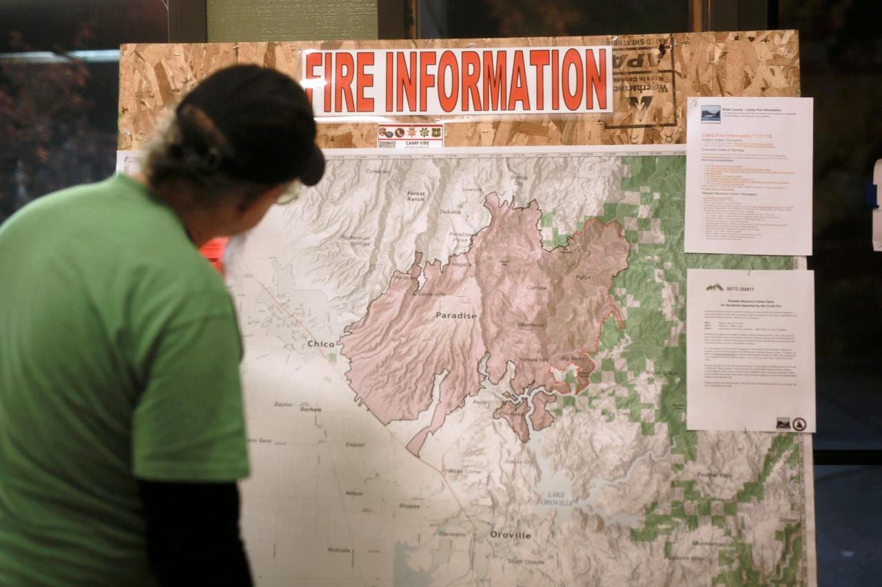 Search For Remains In California S Deadliest Wildfire Officially