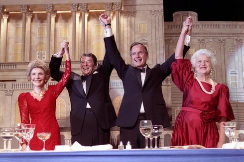George H.W. Bush: 1924 - 2018