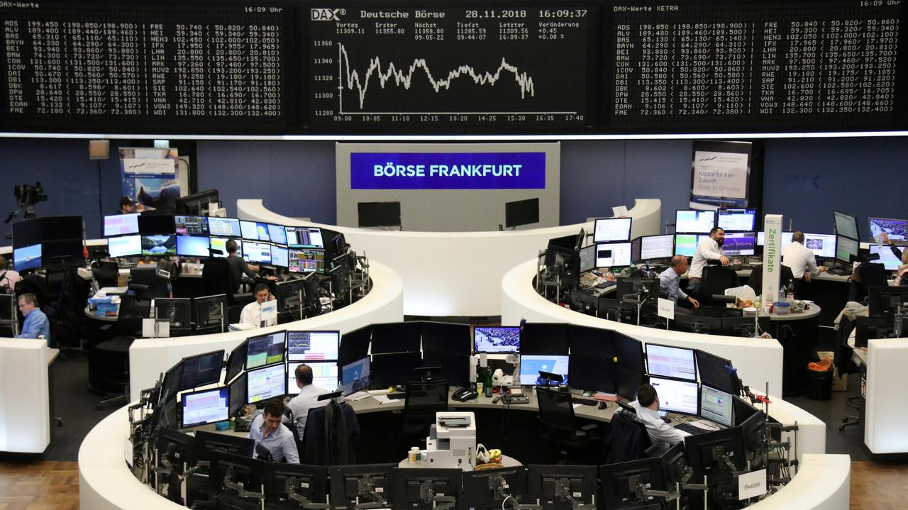 Image result for U.S.-China trade truce triggers European share surge