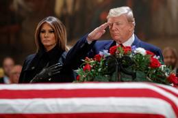 Mourning George H.W. Bush