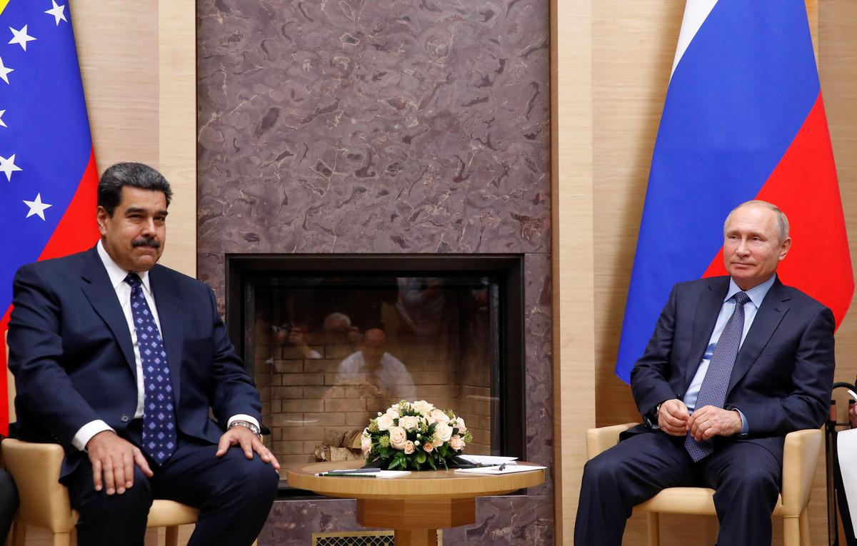 Venezuela signs oil, gold investment deals with Russia: Maduro