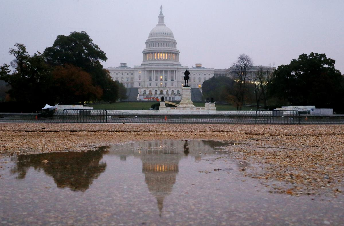 photo image Congress approves short-term spending bill to avert government shutdown