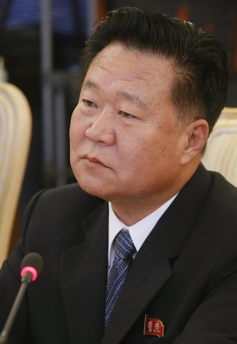 U.S. sanctions three North Korean officials for alleged rights abuses