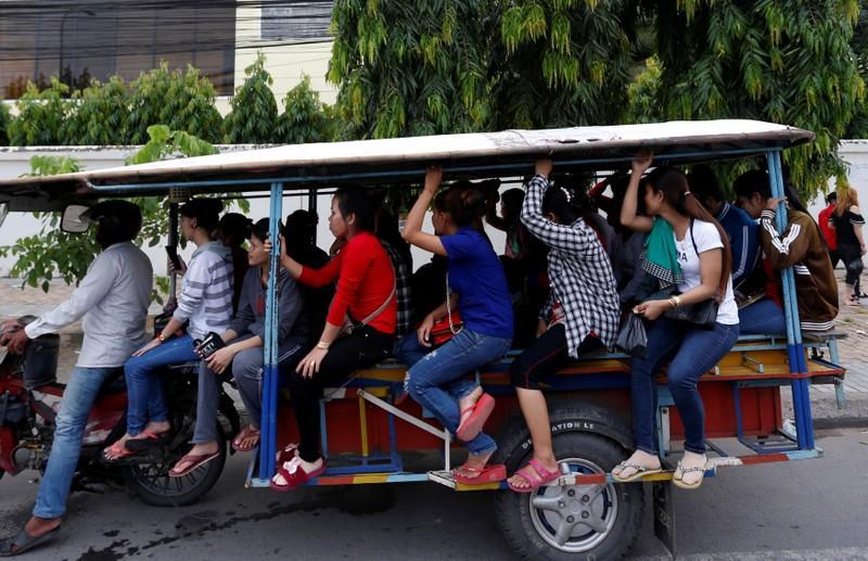 Major strides' to cut child labor in Cambodia's fashion factories