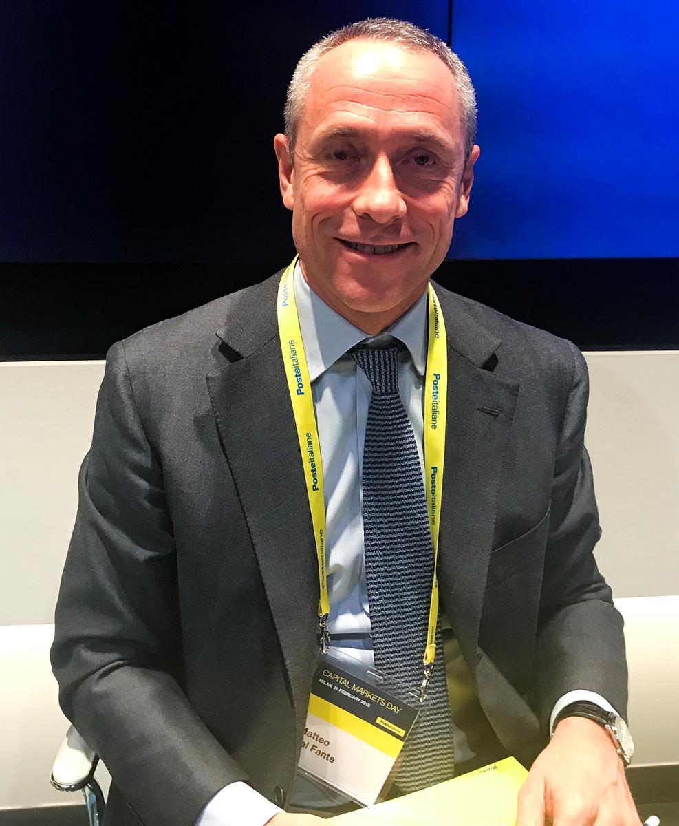 Poste Italiane Can Withstand Competition from Amazon: CEO