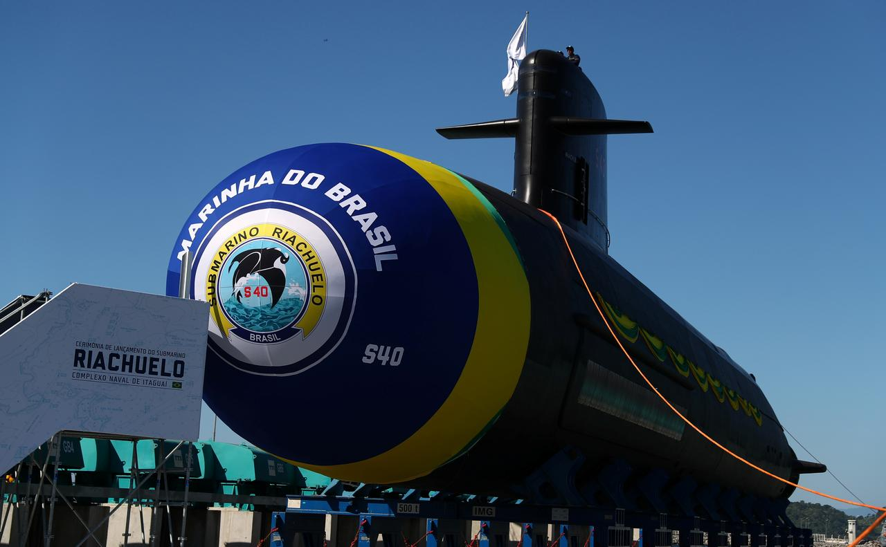 Brazil take first step in program to join nuclear-powered