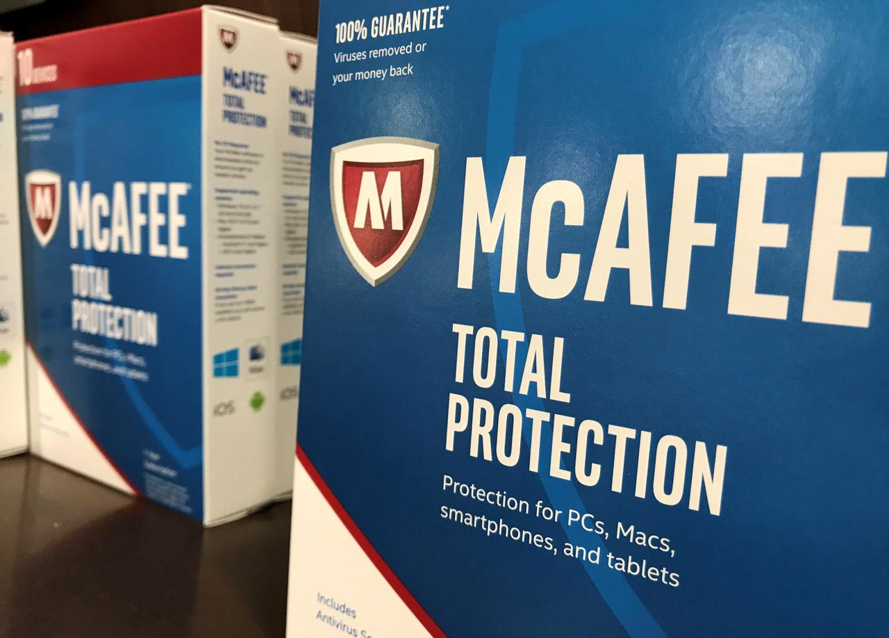 Intel, TPG in early talks to sell McAfee to Thoma Bravo - source