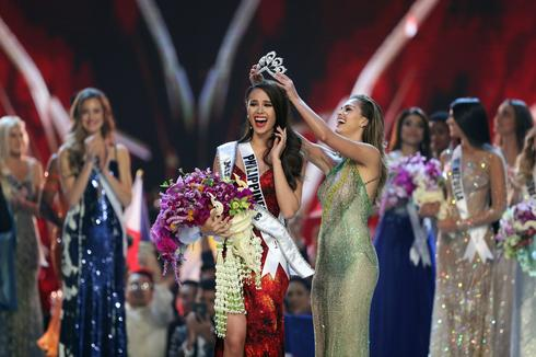 Philippines wins Miss Universe crown