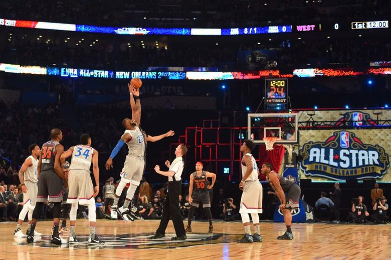 Nba Teams With Google For All Star Voting Reuters Com