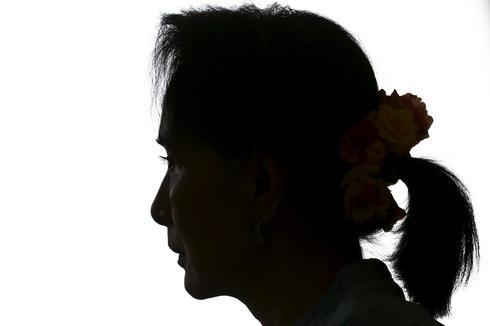 Fading Icon: Aung San Suu Kyi