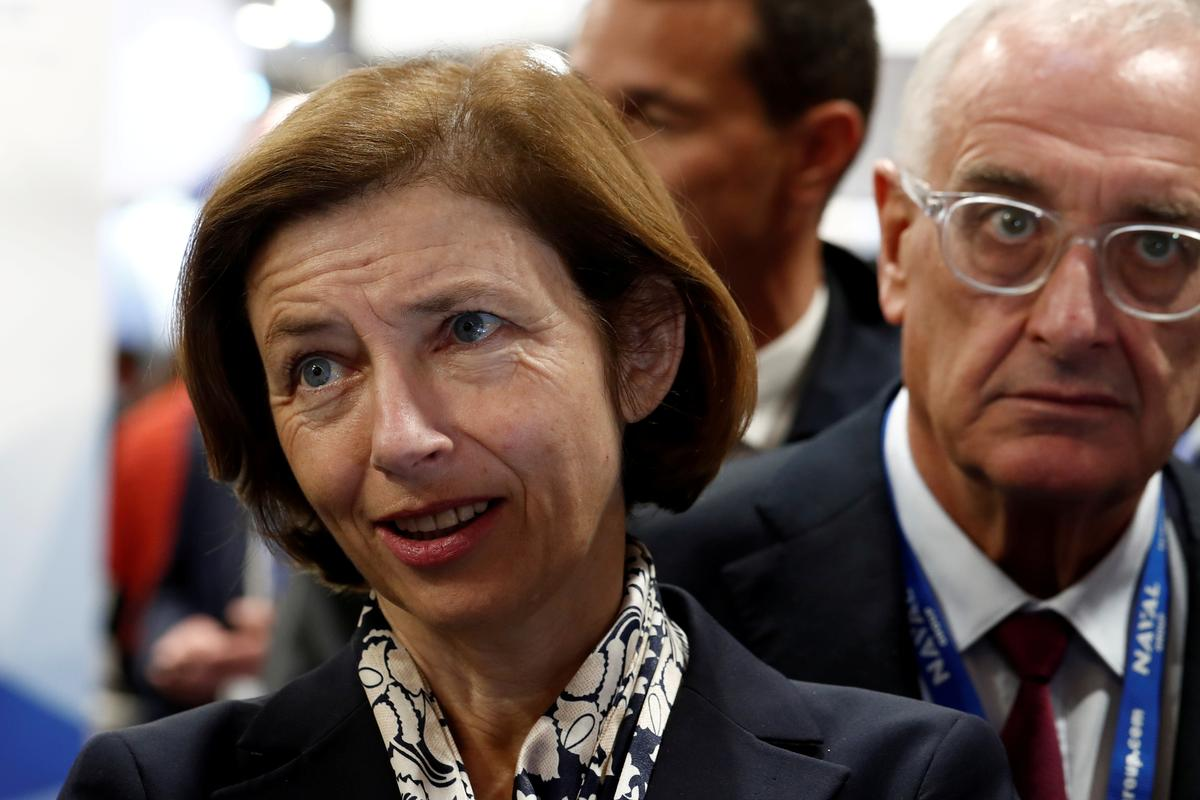 France says Islamic State not wiped from map, troops to remain in...