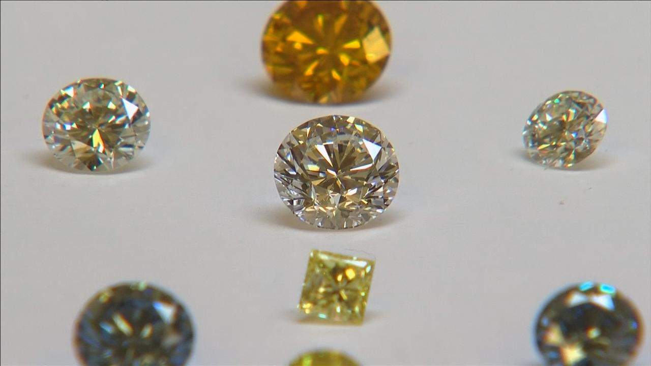 Lab-grown diamond prices slide as De Beers fights back - Reuters