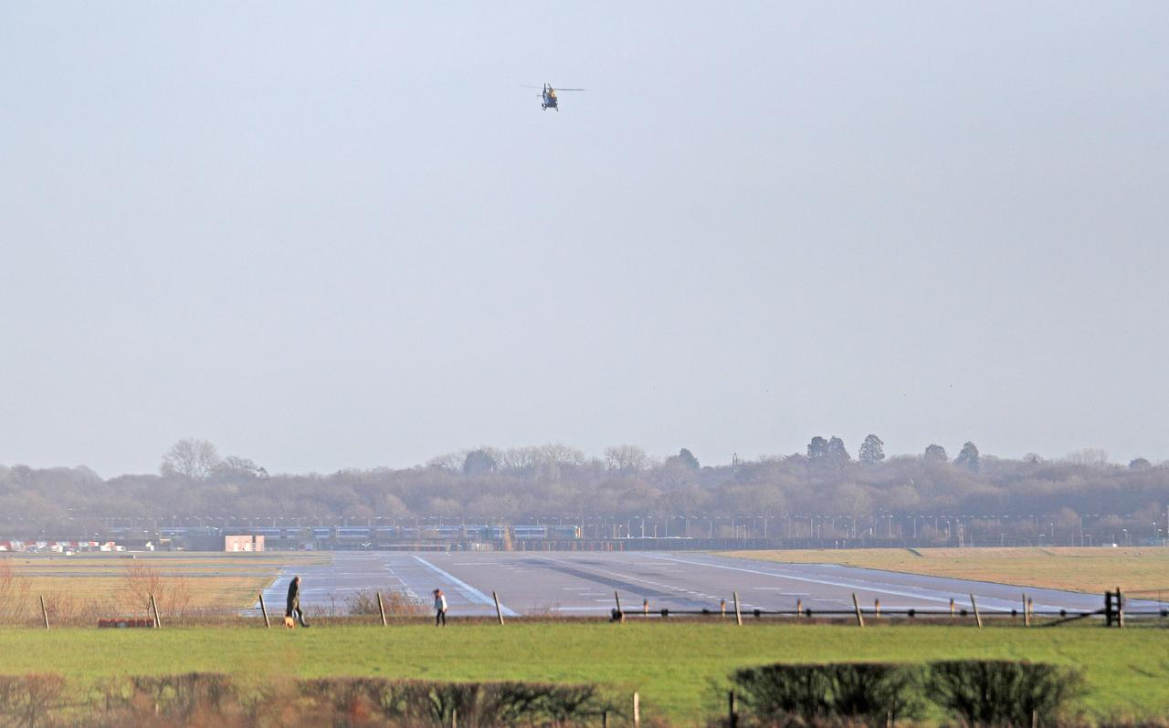 Mitigating measures' allow Gatwick to reopen even as drone