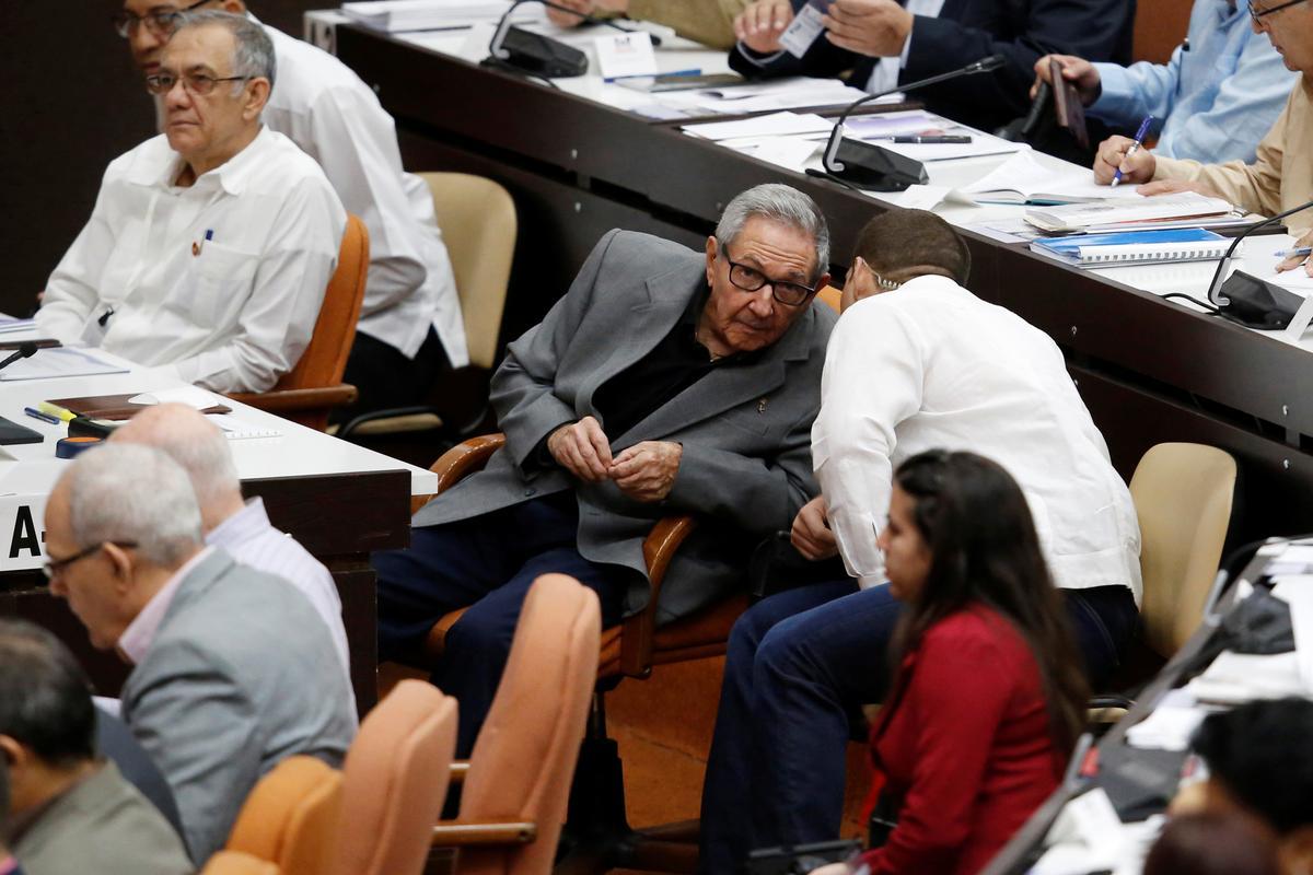 Cuban parliament green lights new constitution, heads to referendum