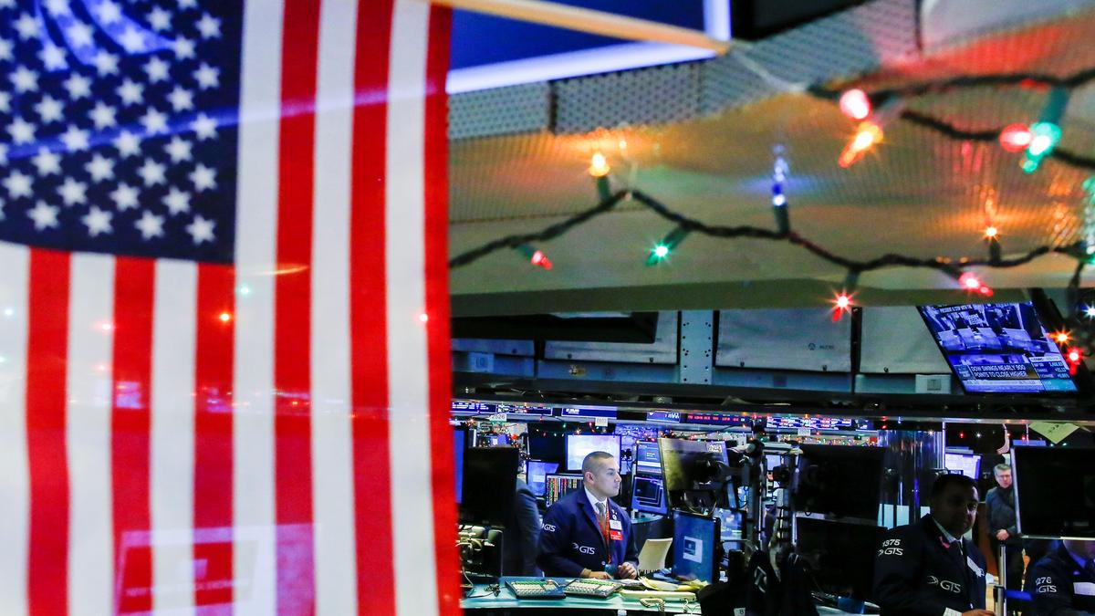 Wall Street opens higher as post-Christmas rally continues