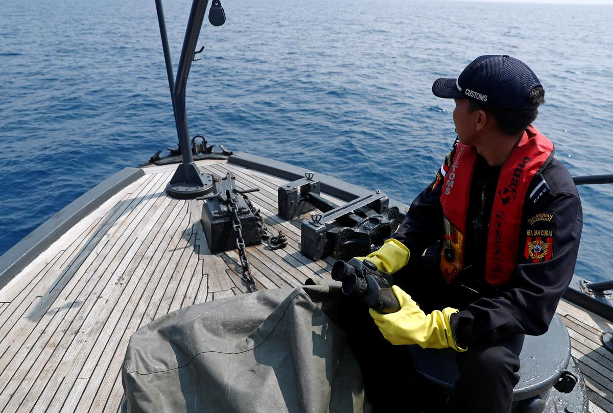 QnA VBage Lion Air ends search for second black box from crashed Boeing 737