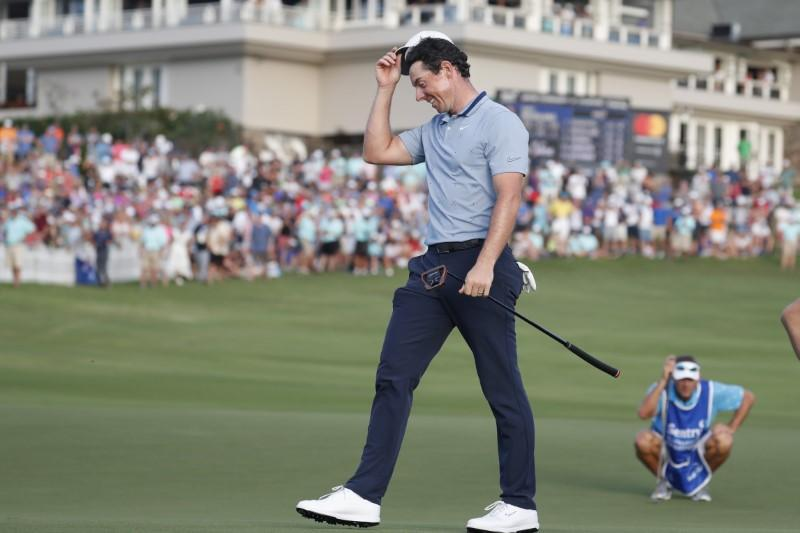 Another disappointing final round for McIlroy