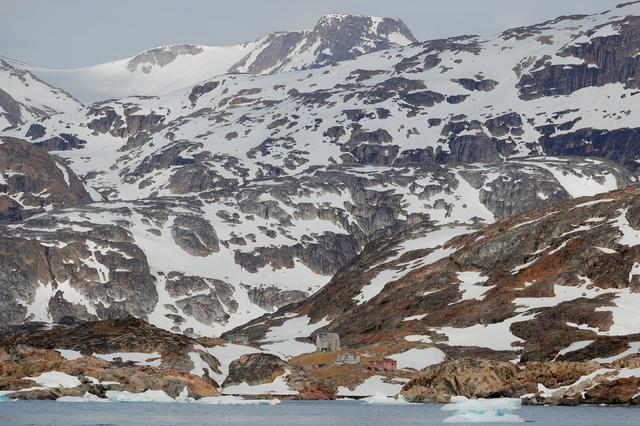 Greenland's residents grapple with global warming - Reuters