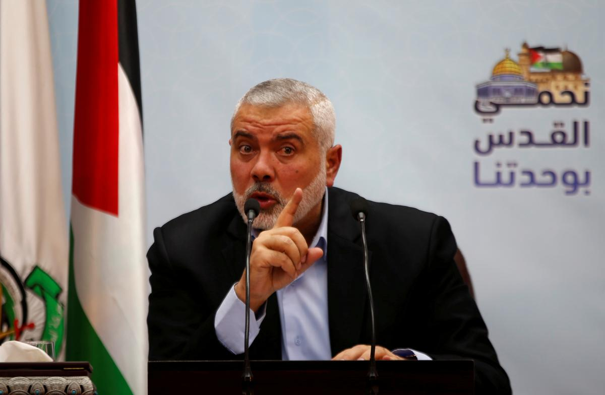 Hamas leader's Jan. 15 trip to Moscow cancelled
