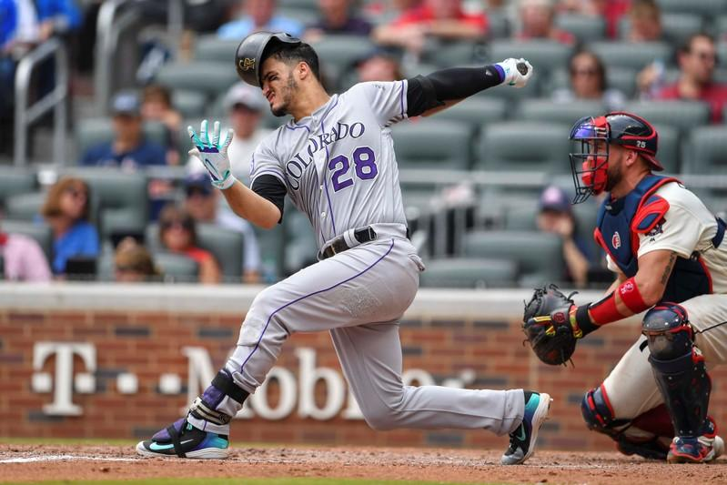 MLB notebook: Arenado, Rockies expected to reach deal