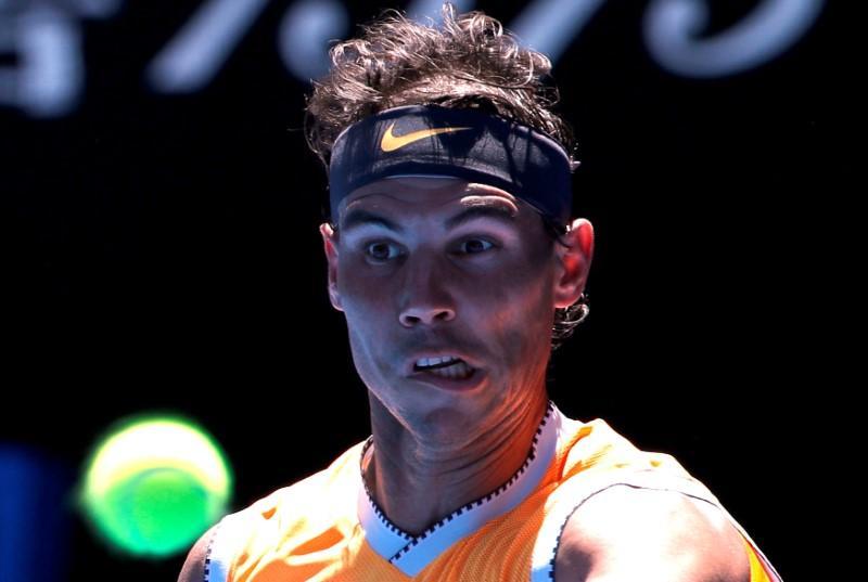 Seamless Nadal drubs Australian Duckworth in Melbourne opener