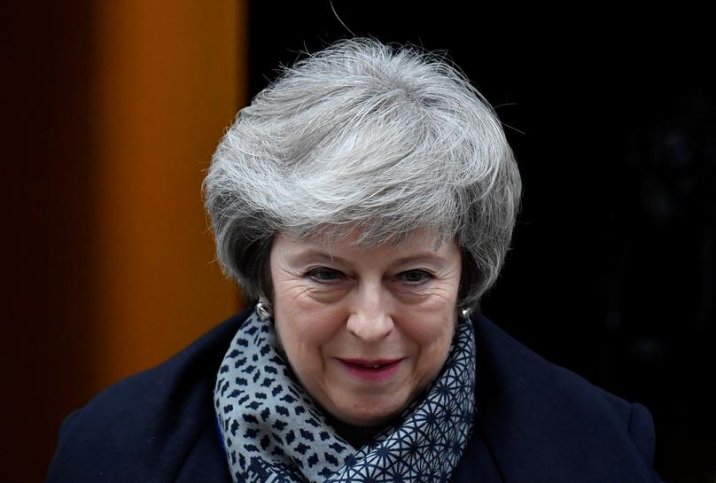 reuters.com - Reuters Editorial - May - We are leaving the EU on March 29