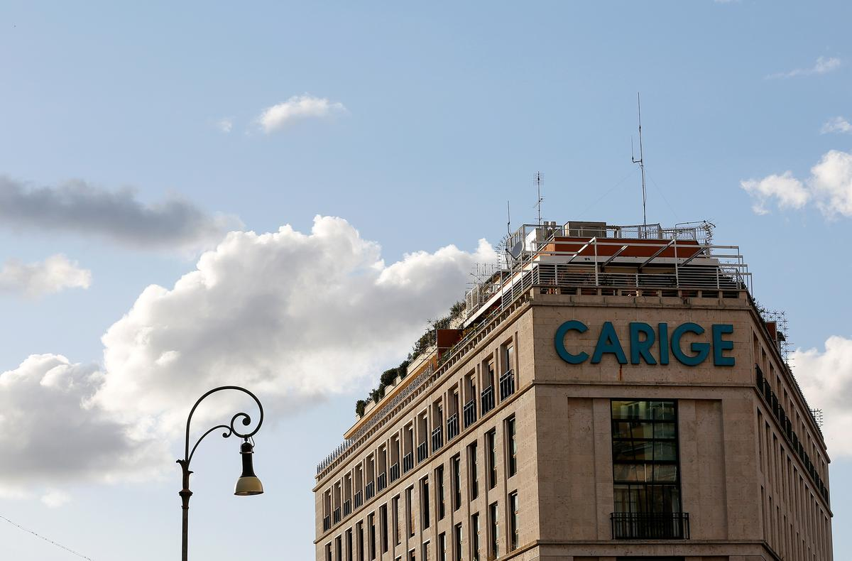 Italy's Carige could get green light for state-backed bond ...