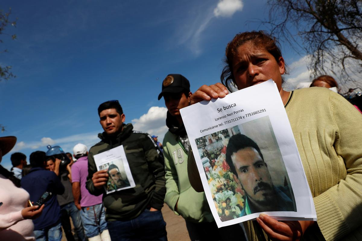 Lethal pipeline blast sharpens focus on Mexico fuel theft plan
