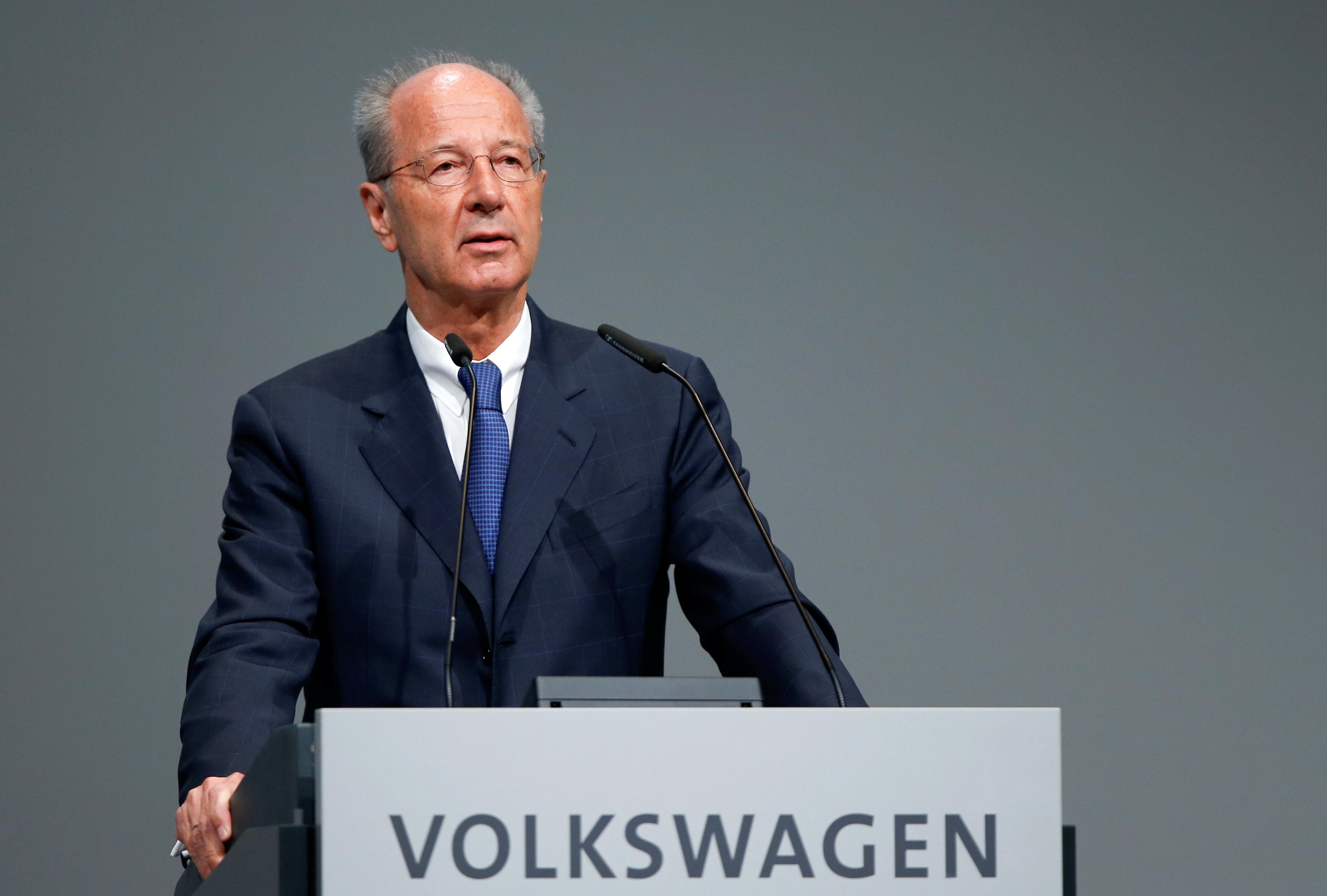 Small electric cars may be unaffordable for some: VW chairman to...