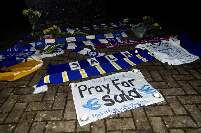 Cardiff City's Sala missing after plane disappears over