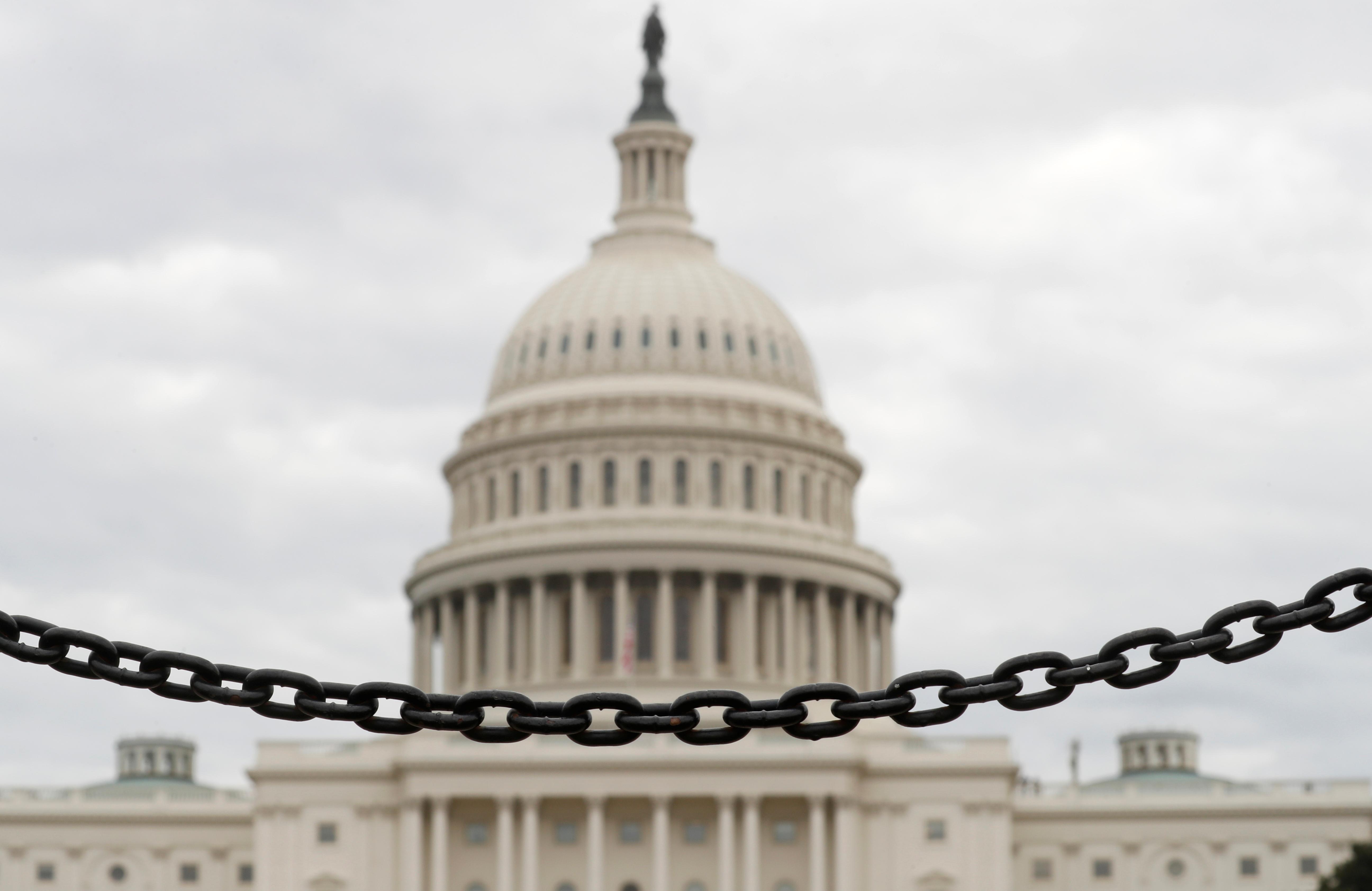 Blank-check company IPOs moving ahead despite U.S. government shutdown