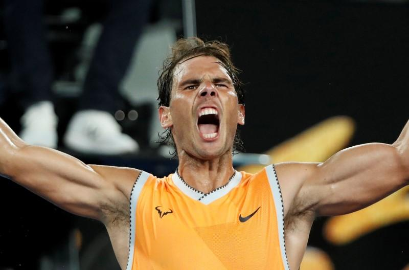 Timeless Nadal crushes another youth rebellion
