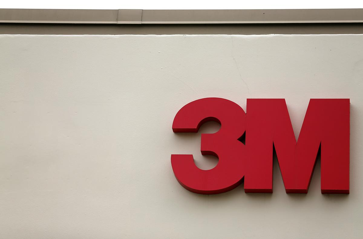 3M warns of slowdown in China, trims sales forecast - Reuters