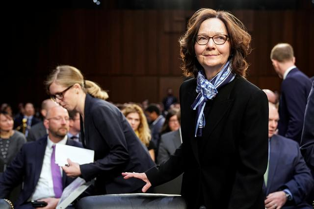 U S  spy chiefs break with Trump on many threats to the U S  - Reuters